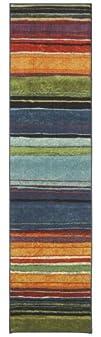 American Rug by Mohawk Rainbow Rug 24 by 96-Inch Multicolor
