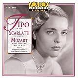 Maria Tipo Plays Scarlatti (12 Sonatas) and Mozart (Piano Concerti Nos. 21 & 25)