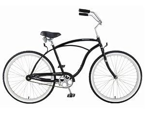 Firmstrong Urban Man Single Speed - Mens 26 Beach Cruiser Bike by Beachbikes