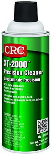Crc Xt-2000 Precision Cleaner, 12 Oz Aerosol Can, Clear