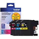 Brother Printer LC1033PKS Ink - 3 Pack