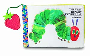 The World of Eric Carle: The Very Hungry Caterpillar Soft Book by Kids Preferred