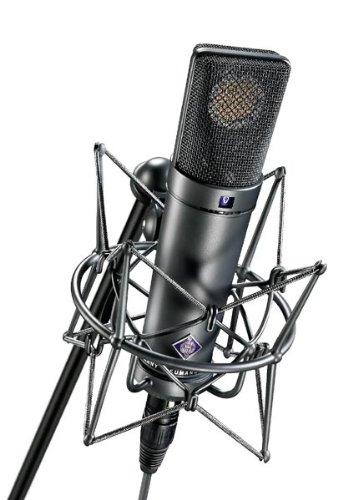 Neumann U89 Professional Multi Pattern Condenser Microphone