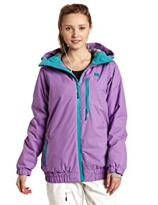 DC Women's Riji Jacket (Orchid, Small)