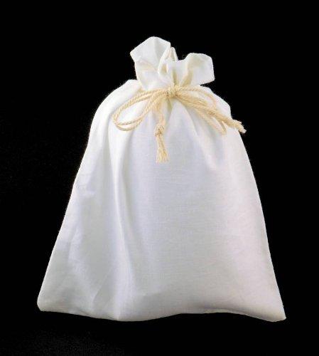 Baumwollsckchen-gross-50-Stck-15-x-20-cm-Baumwollbeutel-Sckchen-Beutel-aus-Baumwolle-Baumwollsack-Leinen-Leinensckchen-Leinenbeutel