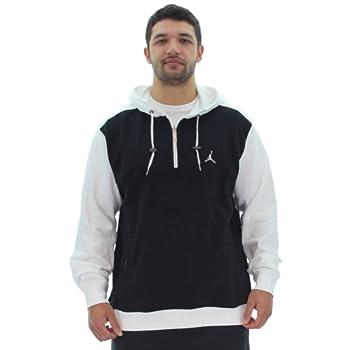 Jordan Air Nike Men's Flight Fleece Half Zip Hoodie Sweatshirt sale 2015