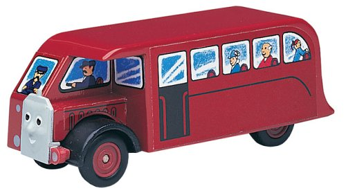 Shining Time Station Bertie the Bus by ERTL