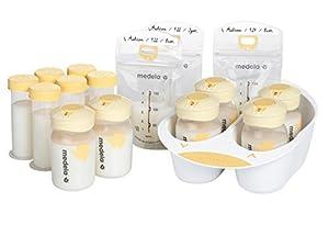 Medela Breastmilk Storage Solution (Baby/Babe/Infant - Little ones) por Medela - BebeHogar.com