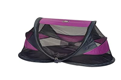 Travel Cot Baby Luxe (Purple) from Deryan