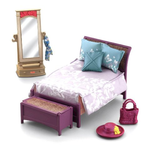 Fisher-Price Loving Family Parents Bedroom