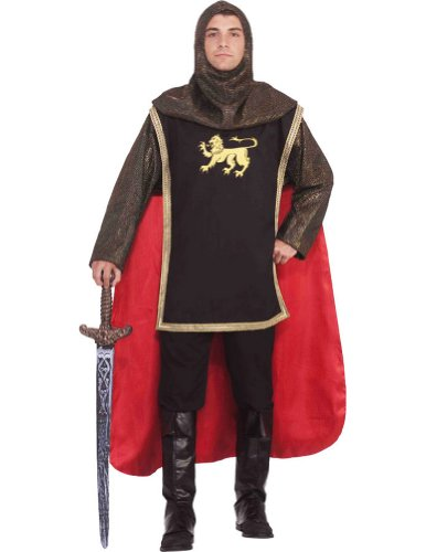 Adult-Costume Medieval Knight Adult Costume Halloween Costume