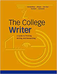college guide mla paper researching thinking update writer writing