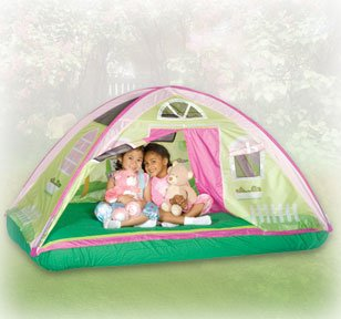 Full Bed Tent back-1059865