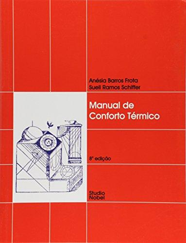 Manual de Conforto Térmico (Em Portuguese do Brasil)