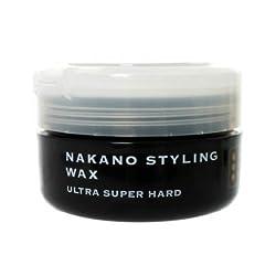 ナカノ スタイリング ワックス 6 ウルトラスーパーハード 90g