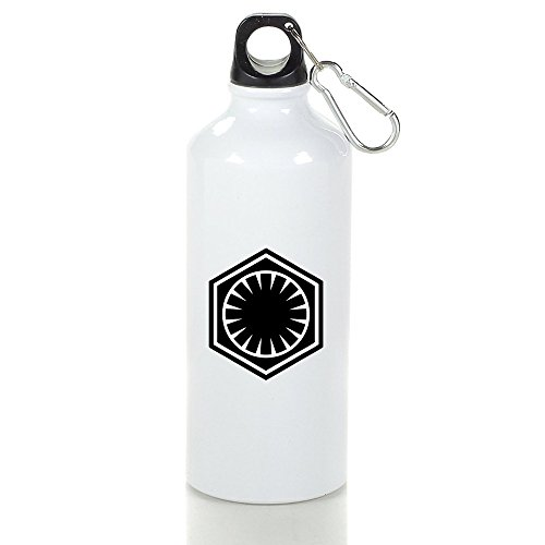 Aluminum 2015 The First Order Logo Imperial Sports Water Bottle
