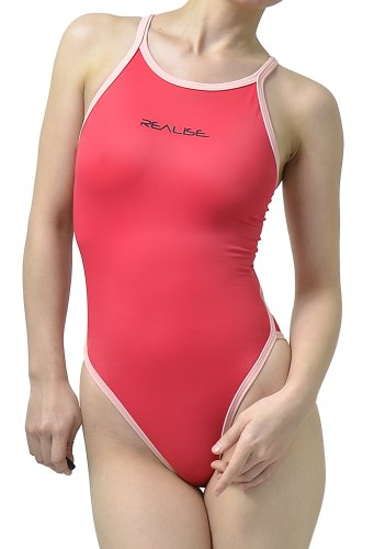 [N-033] bind type swimsuit / normal back [P-2] / 3L size (japan import) (Types Of Swimsuits compare prices)