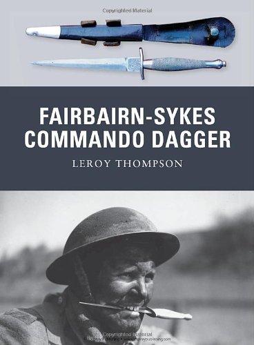 Fairbairn-Sykes Commando Dagger (Weapon 7)