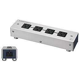 ラックス 4口電源ボックスLUXMAN ES-35
