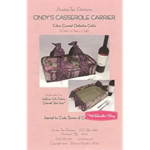 1990s Kitchen Crafts Sewing Pattern Fruit Place Mats Casserole
