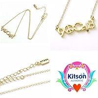 [キットソン]Kitson アクセサリー 90048 gold KN0026 並行輸入品