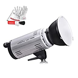 NiceFoto LED-1500B 150W 5500K Video light Studio Continuous Lighting for Children photography