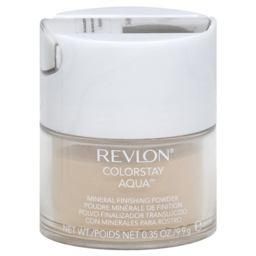 Revlon Colorstay Aquatm Mineral Finishing Powder (Project Mermaid), Translucent Light Medium, 0.35 Ounce (309978692300)