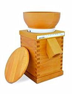 Tribest Wolfgang KM-001 Grain Mill