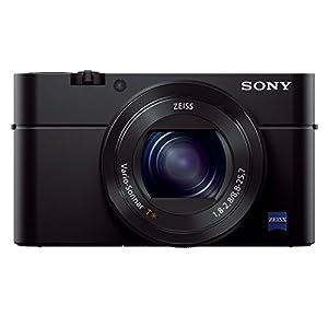 Sony Cyber Shot DSC RX100 MIII - Cámara compacta de 20.1 Mp (Pantalla LCD Xtra Fine de 3