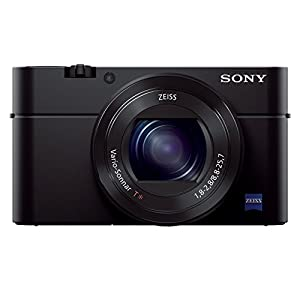 Sony Cyber-shot DSC-RX100M3 Appareil photo compact numérique 20.9 Mpix Zoom Optique 3 x Wifi/NFC Noir