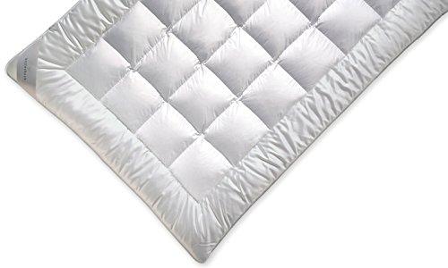 Billerbeck 5105730001 Faserdecke S22 Duo, 135 / 200 cm weiß thumbnail
