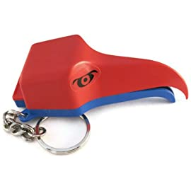 Freedom Eagle (Red/Blue) - Noise Maker Key Chain