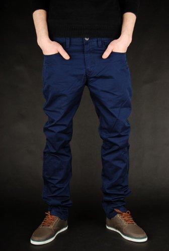 Adidas Originals Slim Chino Pant Marine Hose Gr. 28