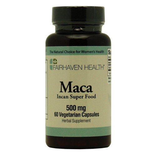 Organic Maca for Fertility - 1