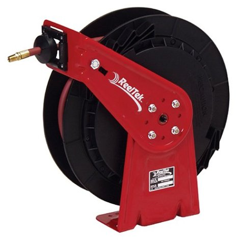 Reelcraft RT650-OLP 3 8-Inch by 50-Feet Spring Driven Hose Reel for Air WaterB0001AGNWI