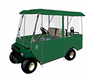 Greenline 4 Passenger Drivable Golf Cart Enclosure by Greenline 4 Passenger Driveable Enclosures