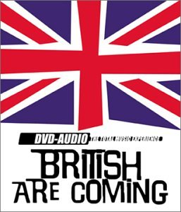 The Tremeloes - British Are Coming (DVD-Audio) - Zortam Music