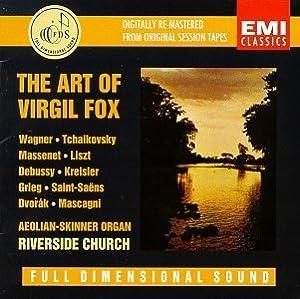 Wagner: The Art of Virgil Fox