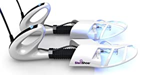 SteriShoe Ultraviolet Shoe Sanitizer (Size: S - Small)