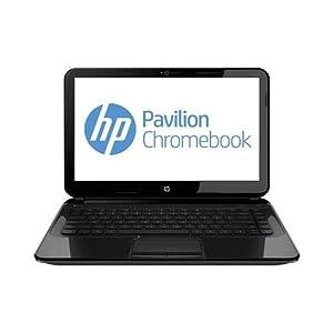 HP Pavilion 14 14-c025us 14 LED Chromebook Intel Celeron 847 1.10 GHz 4GB DDR3 320GB HDD Intel HD Graphics Chrome OS
