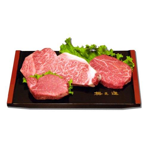 門崎熟成肉 特撰ステーキセット