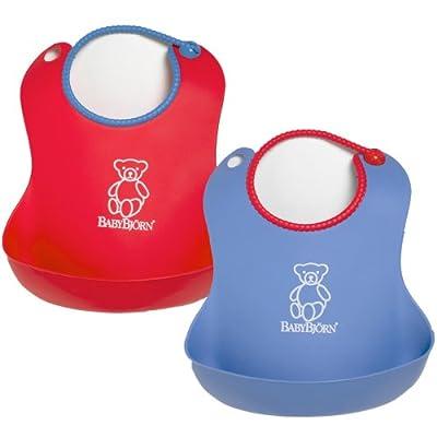 BABYBJÖRN Soft Bib 2 Pack