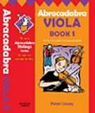 img - for Abracadabra: Abracadabra Viola Book 1 (Pupil's Book) (Bk. 1) book / textbook / text book