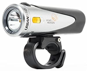 Light and Motion Urban 550 Lumens Bike Light (Galaxy Grey)