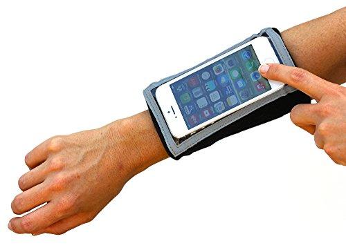 Bracciale: MyBand Elite Mac per iPhone SE, 5S, 5C, 5,4S,4. iPod Touch, o qualsiasi altro dispositivo portatile della stessa misura o più piccolo.