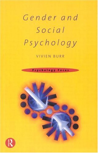 gender and social psychology psychology focus medical