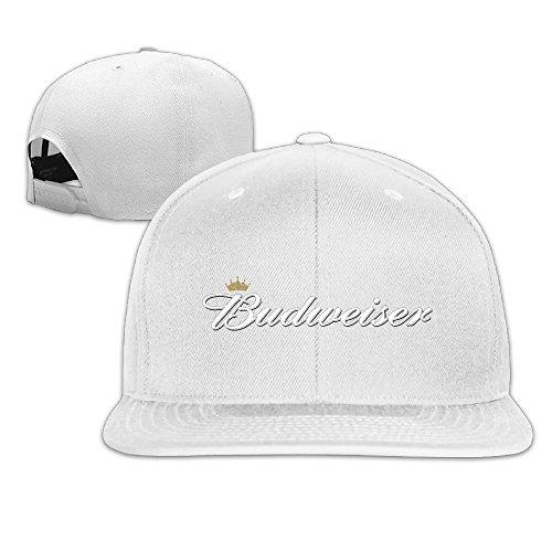 chaera-unisex-american-lager-budweiser-logo-snapback-six-panel-flat-hat