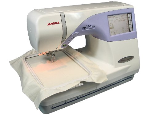 Heavy duty sewing machine janome computerized sewing for Janome memory craft 9500
