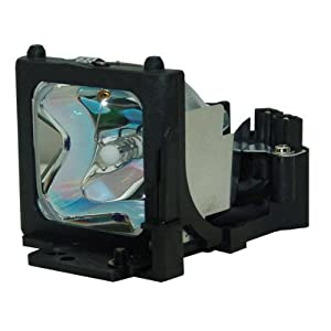 610-309-2706 Replacement Lamp with Housing for Sanyo Projectors Electrified POA-LMP55