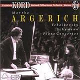 チャイコフスキー&シューマン:ピアノ協奏曲